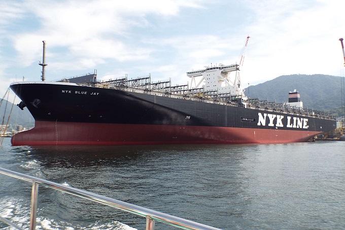 Cutting-edge 14,000 TEU Containership Enters NYK Fleet