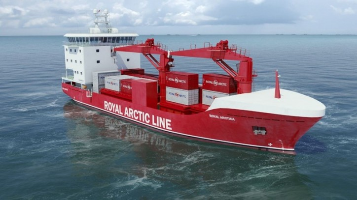 Zamakona Yards signs a construction contract with Royal Arctic Line to build two ships