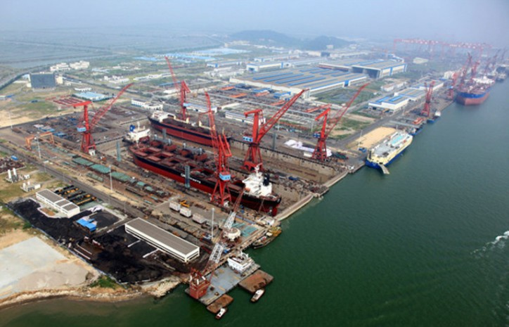 CSSC Chengxi Shipbuilding secures an order for four asphalt carriers