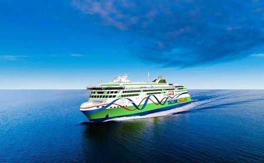 Shipbuilding contract between Tallink Grupp and Rauma Marine Constructions enters into force
