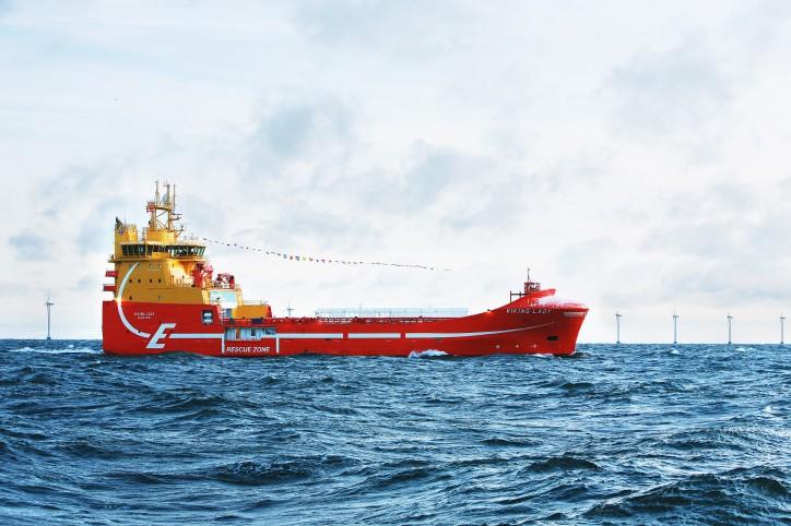 Eidesvik Offshore, Wärtsilä Norway and DNV GL Celebrate FellowSHIP