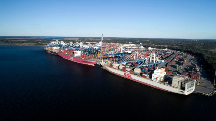 South Carolina Ports reports record cargo volumes, 9% uptick in FY19