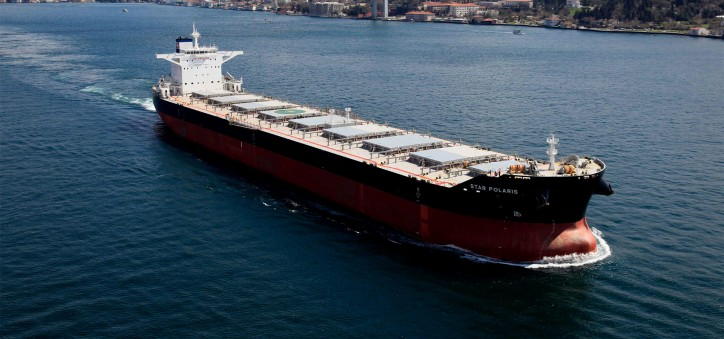 Star Bulk Carriers Corp announces closing of acquisition of 15 dry bulk vessel from Songa Bulk ASA