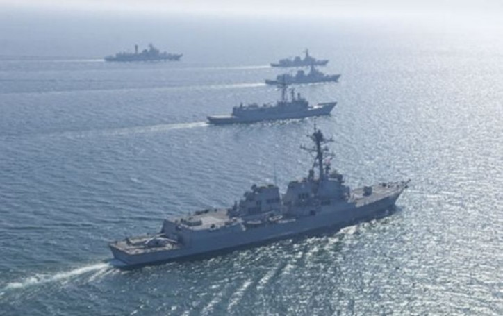 Warships from Russia, US in Arabian Sea for naval exercise hosted by Pakistan