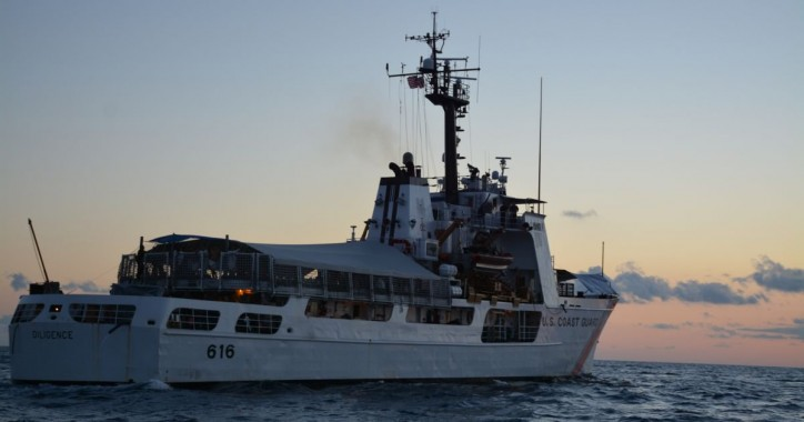US Coast Guard offloads more than 1 ton of marijuana in Fort Lauderdale