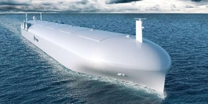 China Begins Development Of Unmanned Vessels Vesselfinder