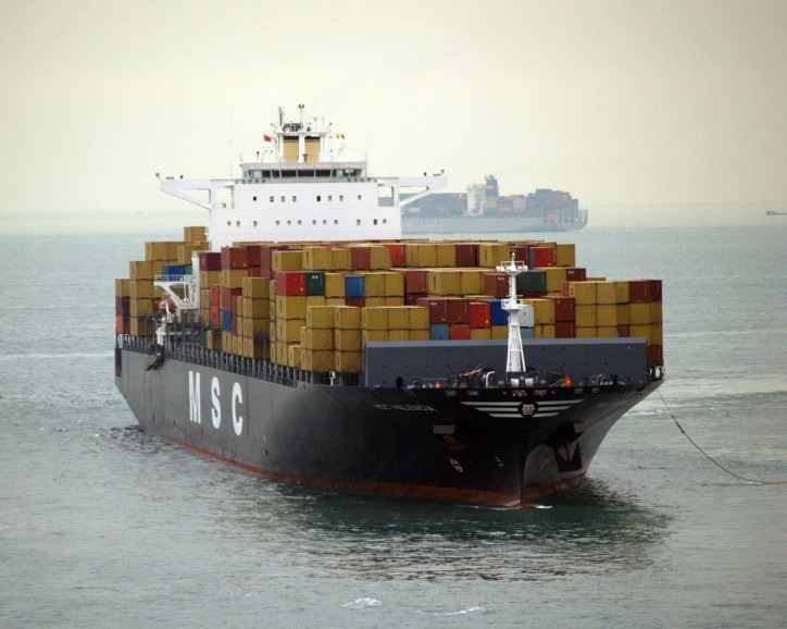MSC To Upgrade Its South Africa Service With Direct Call At Hazira