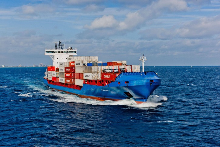 Crowley to launch weekly ocean cargo and logistics solutions between Wilmington, N.C., and Central America Nov. 21