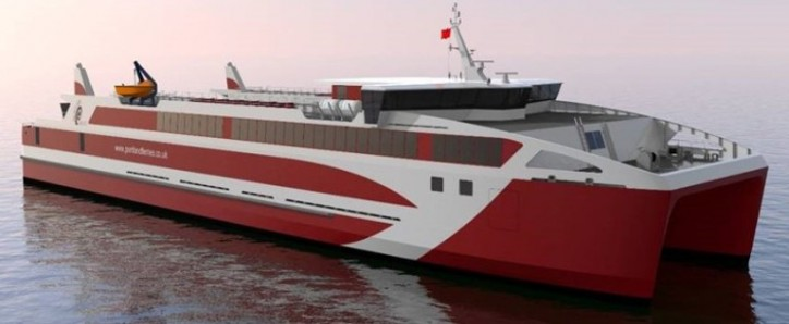 Strategic Marine Secures Two Further Ferry Orders