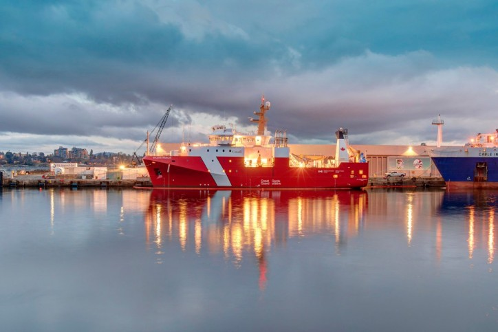 Bluedrop Awarded Shipbuilding Contract by Seaspan Shipyards