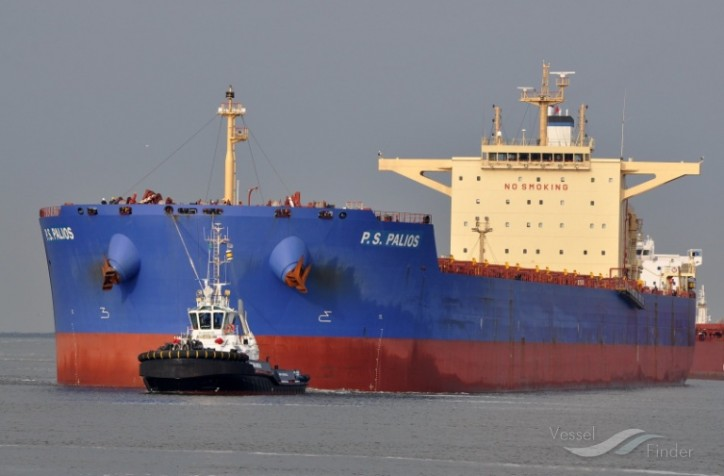 Diana Shipping signs time charter contract for mv P. S. Palios with SwissMarine