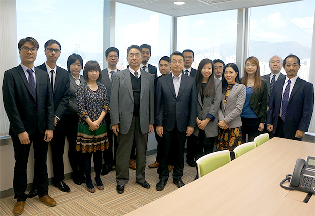 MOL Starts LNG Carrier Ship Management in Hong Kong