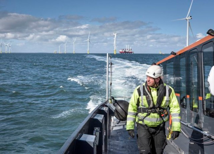 CWind Announces Two-Year Crew Transfer Vessel Extension on Key Offshore Wind Farm Project for Dong Energy