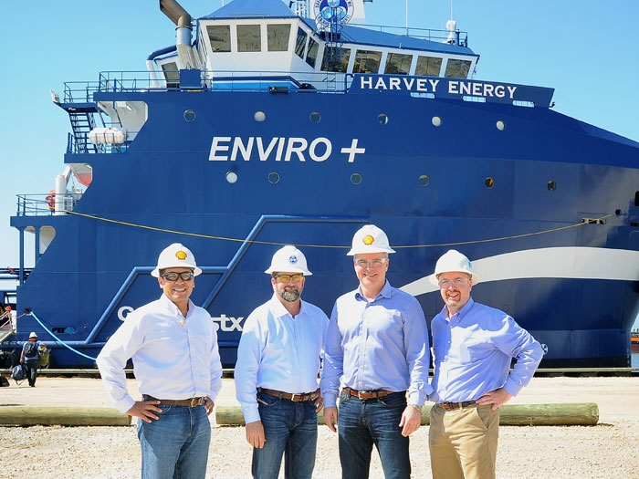 PSV Harvey Energy