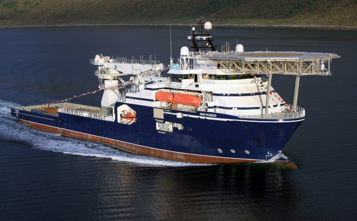 Solstad Offshore Signs Contract for CSV with REPSOL Sinopec Resources UK Ltd