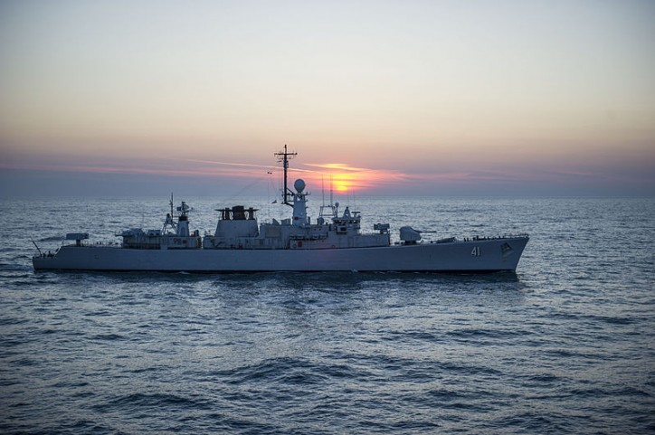 Frigate Drazki - Bulgarian Navy
