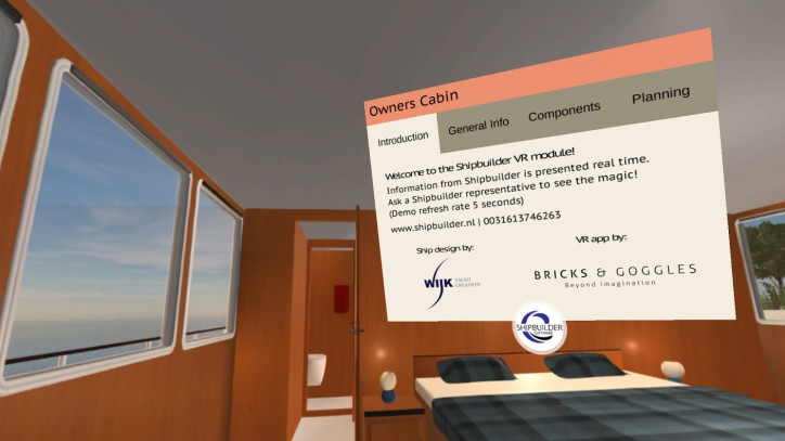 Shipbuilder launches revolutionary real time Shipbuilder VR module