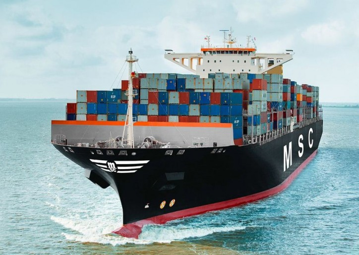 MSC Mediterranean takes new delivery