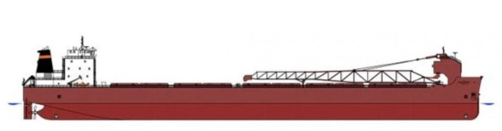 First New Great Lakes Freighter in 36 Years to be Built Near Lake Michigan