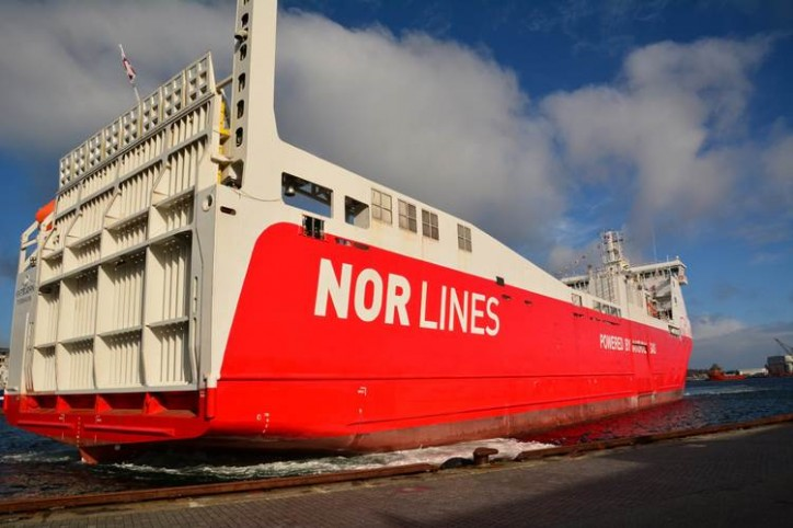 Samskip makes major Norwegian acquisition with Nor Lines takeover