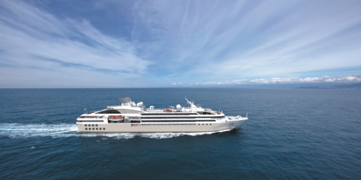 Ponant renews partnership with Marlink for luxury cruise fleet communications