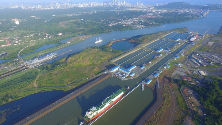 Panama Canal Increases Maximum Authorized Draft for Neopanamax Locks