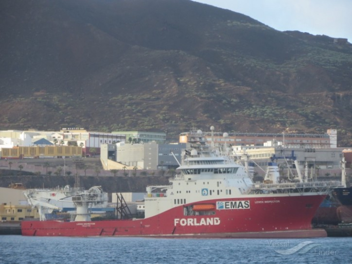 Forland Subsea enters into a time charter party with a major international contractor for the Lewek Inspector