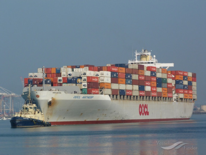 OOCL announces new Middle East / Indian Subcontinent – North Europe Service (IP3)
