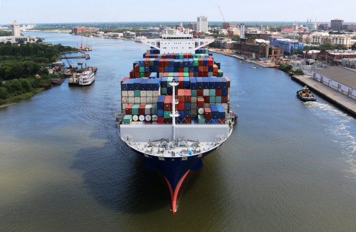Georgia Ports plan 8 million TEU capacity by 2028