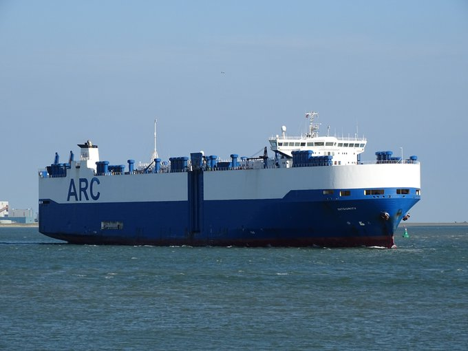 ARC to Hold Naming Ceremony to Celebrate the Newest Additions to the U.S.-Flag Fleet: mv ARC Resolve, mv ARC Integrity, mv ARC Independence