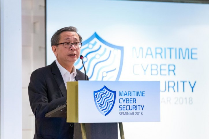 MPA Singapore: Shaping the Future of a Cyber-smart Maritime