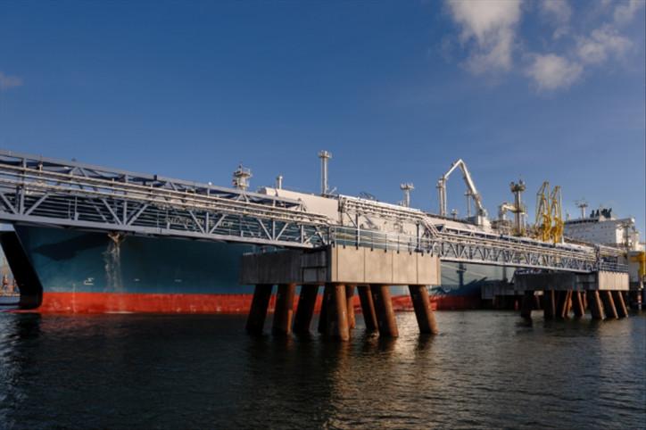 KN Klaipėdos Nafta Is Bidding To Operate The LNG Terminal In Cyprus