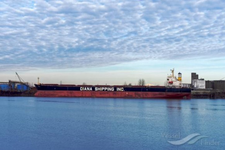 Diana Shipping Inc. Announces Time Charter Contract for mv Melia with United