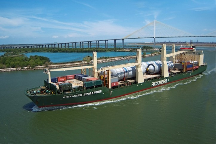 "Rickmers Maritime Gets ""OK"" To Sell Nine Ships"