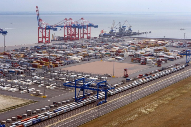 Six further shipping lines to call at EUROGATE's Container Terminal Wilhelmshaven in Germany