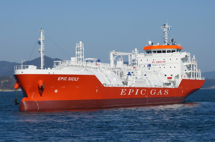 Epic Gas closes USD 120 million senior secured credit facility for remaining 7 newbuildings