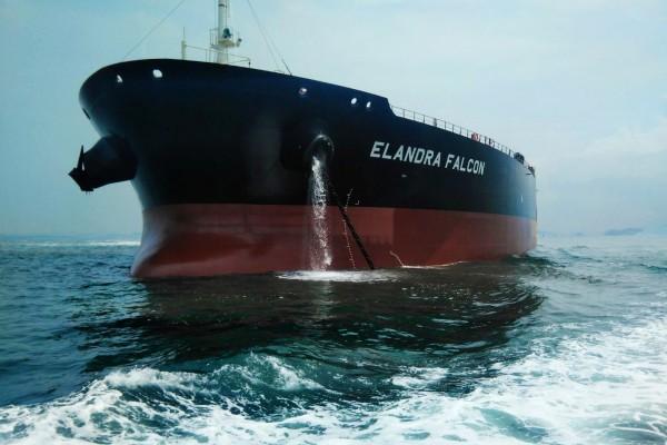 ELANDRA FALCON - IMO 9792486