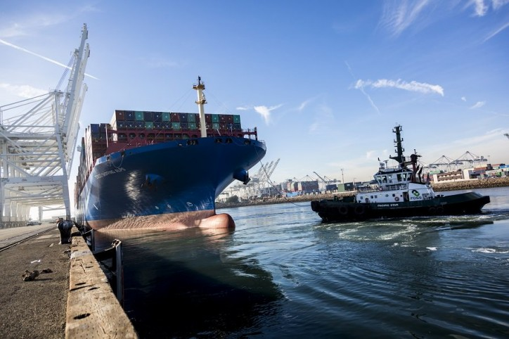 Port of Long Beach Sees Cargo Dip