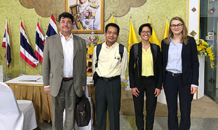 HPC Hamburg Port Consulting Strengthens Ports in Thailand
