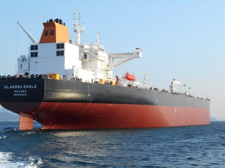 LSC Shipmanagement Adds Elandra Eagle - The Biggest Tanker In LSCSM's Fleet