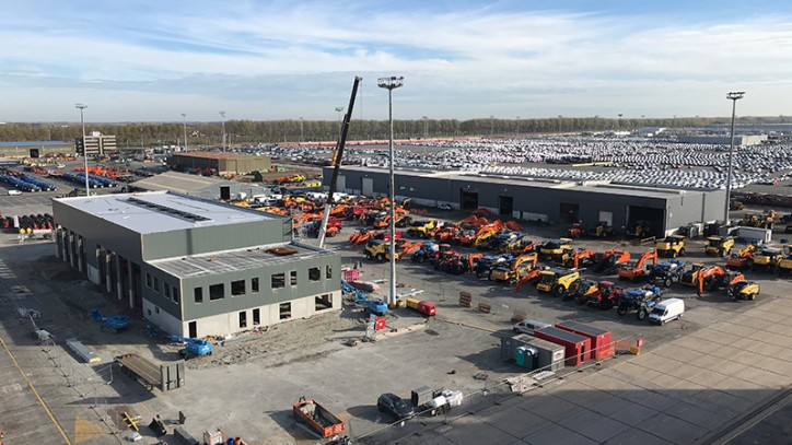 Zeebrugge EPC expansion a state-of-the-art solution for Doosan