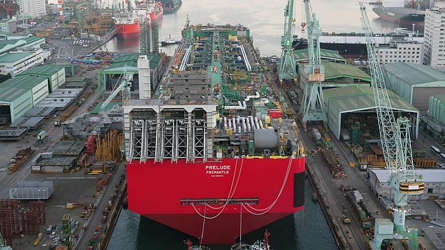 POSH Terasea was awarded the project after a competitive bidding process. As part of the project, POSH Terasea will undertake to tow the Shell Prelude FLNG over 3,000 nautical miles from Samsung Shipyard in Geoje, South Korea, where it is being built, to Australia, where it will be deployed.