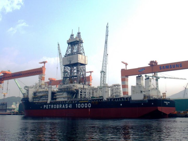 Transocean Ltd. Announces Contract Extension for Petrobras 10000