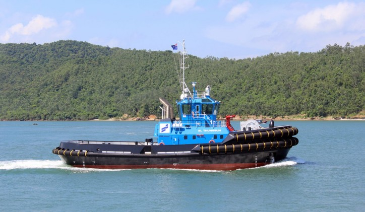 Smit Lamnalco takes delivery of final two Damen ASD Tugs 3212 in four vessel order