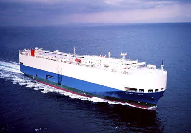 E-commerce giant Alibaba to invest in car carrier fleet