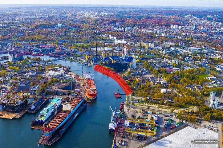 More investment projects at the Port of Gdansk