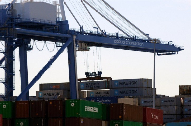 South Carolina Ports Authority Reports First Quarter Fiscal Year Growth