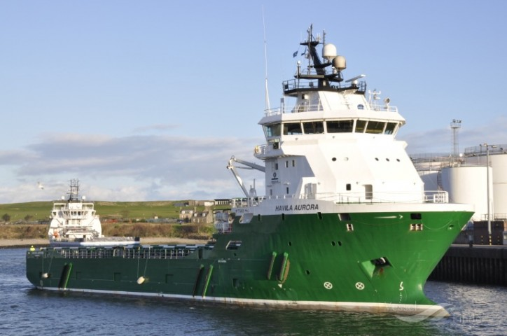 Havila Shipping ASA announces contracts with Total E&P UK for PSV vessels