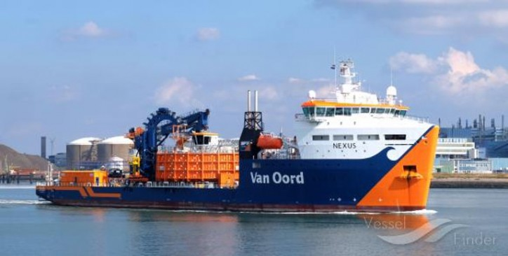 Van Oord awarded contract to construct Deutsche Bucht offshore wind farm