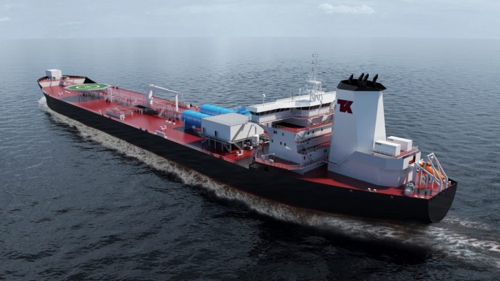 Teekay Offshore announces two newbuilding shuttle tankers with options for more